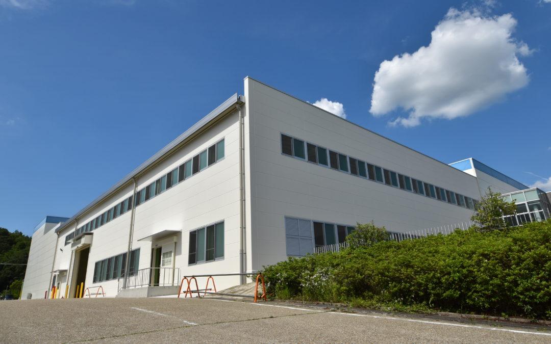 メイドー 藤岡第2工場 増築