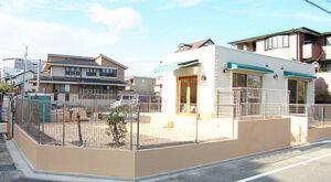 cafe de 桜 新築工事
