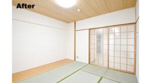 名古屋市天白区Sマンション集会所改修工事