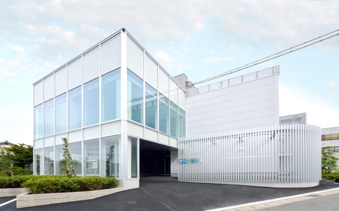 コムコ新事務所