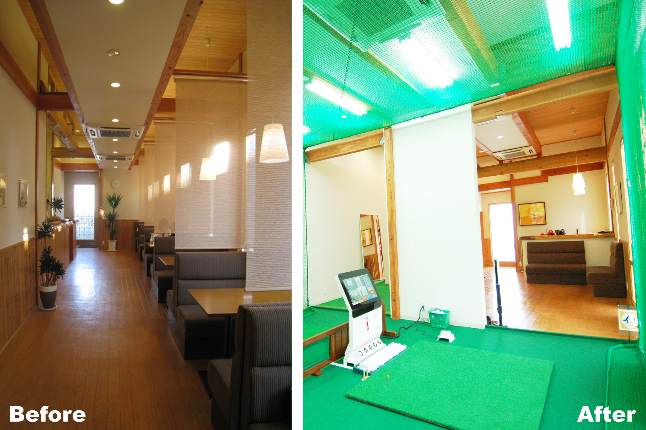 サボテンゴルフスタジオ