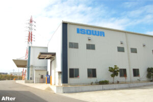 株式会社ISOWA-小牧工場