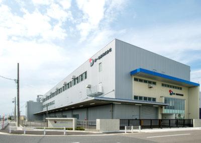 第一物産新工場