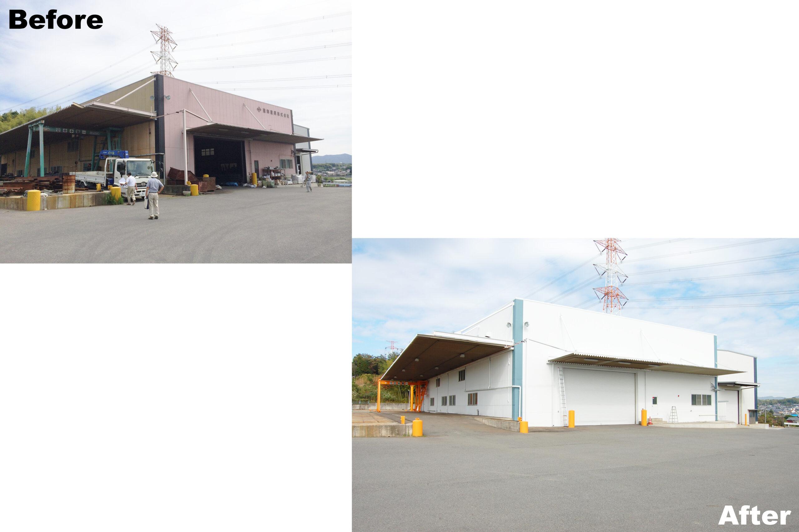 ISOWA小牧工場①